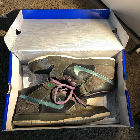 """cheap for discount bcbd8 80c7f Nike SB """"Northern Lights"""" Mid top (2009 release)"""